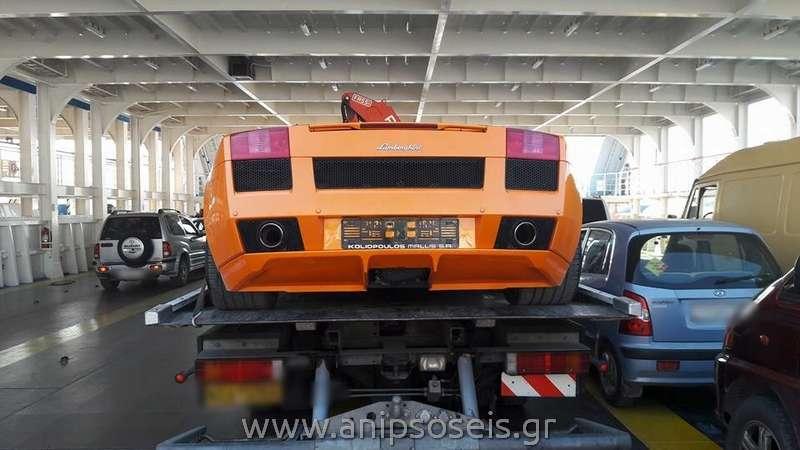 Οδική Βοήθεια Μεταφορά αυτοκινήτου με γερανό(6)