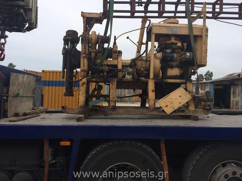 Μεταφορά ειδικού φορτίου με γερανό(2)